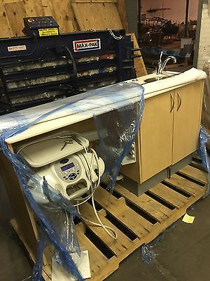 Pelton and Crane  dental delivery unit w / Side Cabinets & Kavo KL 702
