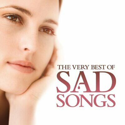 Various - The Very Best Of Sad Songs - Various CD K6VG The Cheap Fast Free Post