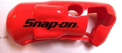 Snap On Red CT8810A / CT8815A / CT4415 / CT4818 Impact Wrench Protective Boot