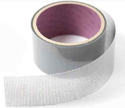Window Screen Repair Roll Tape Type Tear Hole of Net Screen for Insect Mosquito