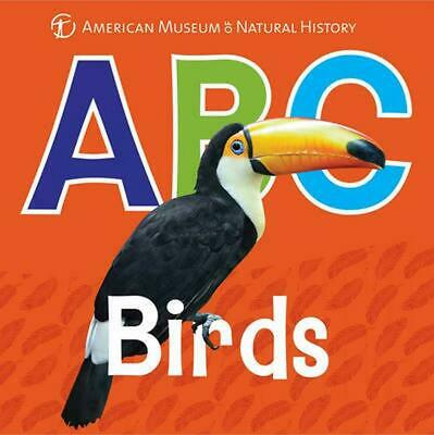 ABC Birds by American Museum of Natural History (English) Board Books Book Free