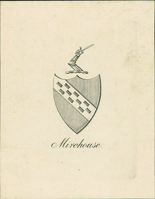 'Mirehouse' Bookplate      (JC.53)