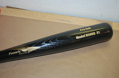 NEW PINNACLE SPORTS Pro Ash Sq29 Baseball Bat 34