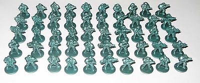 50 ZOD Troopers 15mm sci-fi infantry plastic soldiers miniatures