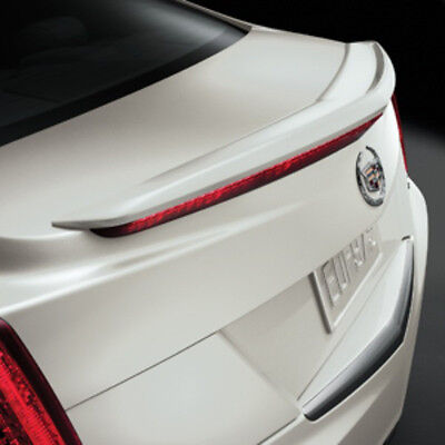 #533 PAINTED FACTORY STYLE LIP SPOILER fits the 2013-2017 CADILLAC ATS