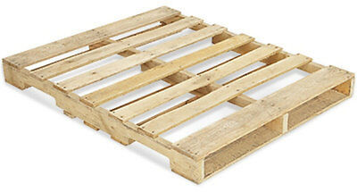 "Recycled Wood Pallets - 36"" x 36"" 2-Way Pallet - FREE SHIPPING"