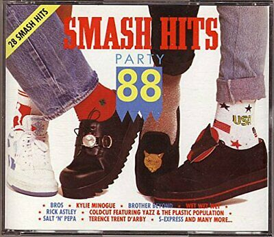 Various Artists - Smash Hits Party 88 - Various Artists CD 4EVG The Cheap Fast