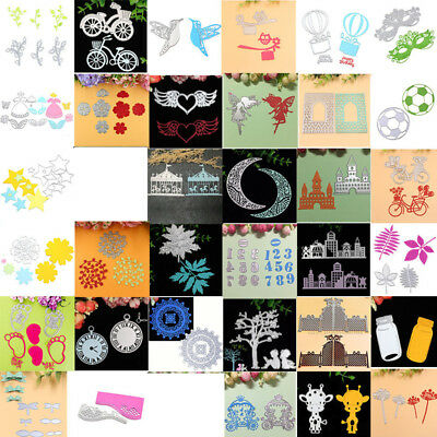Metal Cutting Dies Stencil For DIY Scrapbook Album Paper Card Embossing Craft