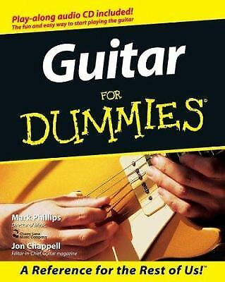 Guitar for Dummies? by Jon Chappell; Mark Phillips