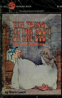 The Thing at the Foot of the Bed
