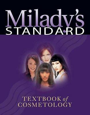 Milady's Standard Textbook of Cosmetology 2000