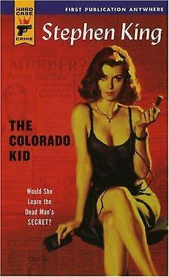 The Colorado Kid (Hard Case Crime #13) by King, Stephen