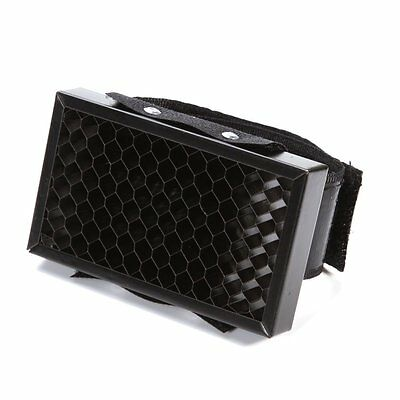 Flash Honeycomb Grid Spot Filter for Canon Nikon Yongnuo Sony Speedlight Softbox