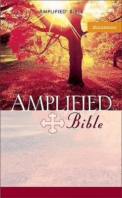 Amplified Bible by Zondervan Staff