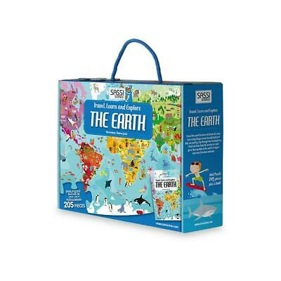 The Earth by Matteo Gaule (English) Hardcover Book Free Shipping!