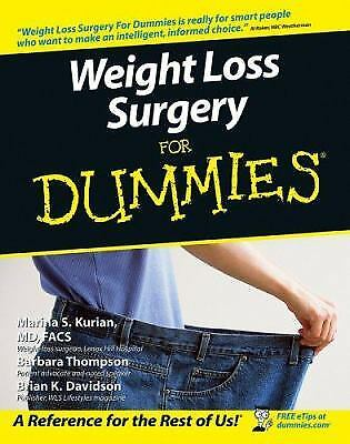 Weight Loss Surgery for Dummies?