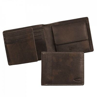 Camel Active Purse Safino Small Wallet Cross Brown