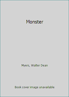 Monster by Myers, Walter Dean.
