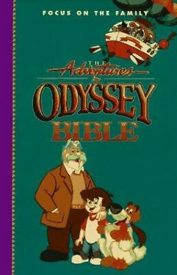 The Adventures in Odyssey Bible by Focus on the Family Staff