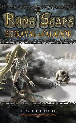 RuneScape : Betrayal at Falador by T. S. Church