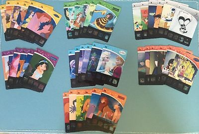 $2 for 4, Woolworths Disney Movie Stars Projector Cards and Stickers