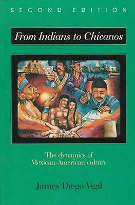 From Indians to Chicanos : The Dynamics of Mexican-American Culture