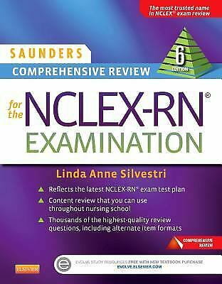 Saunders Comprehensive Review for the NCLEX-RN Examination (Saunders...