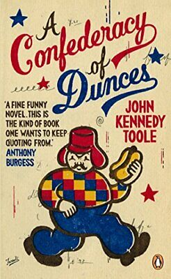 A Confederacy of Dunces (Penguin Essentials) by Toole, John Kennedy Paperback