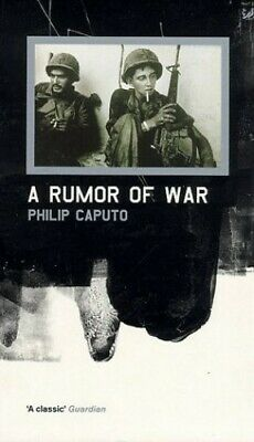 A Rumor Of War by Caputo, Philip Paperback Book The Cheap Fast Free Post