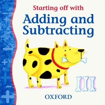 Starting Off with Adding and Subtracting by Patilla, Peter Paperback Book The