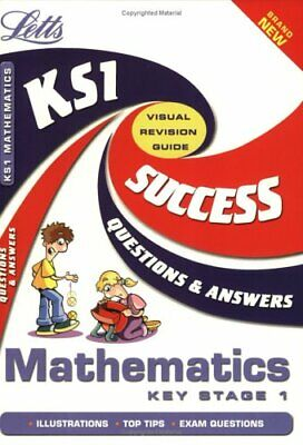KS1 Maths Success Q&A (Letts Key Stage 1 Success) by Broadbent, Paul Paperback