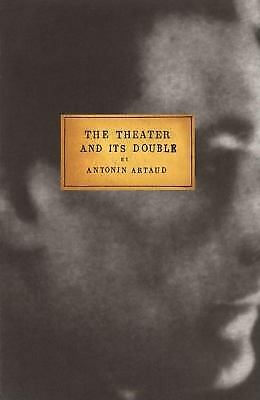 Theater and Its Double by Antonin Artaud