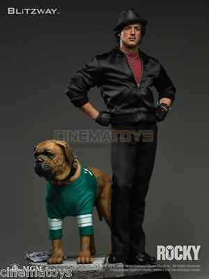 Rocky II 1979 Sylvester Stallone & Birillo 1/4 Statue BW-SS01126 Blitzway NEW!