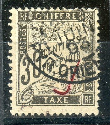 Stamp / Timbre France Taxe Oblitere N° 18