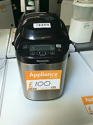 Panasonic SD-ZB2502BXC Stainless Steel Bread Maker UK DELIVERY #183011