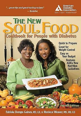 The New Soul Food Cookbook for People with Diabetes