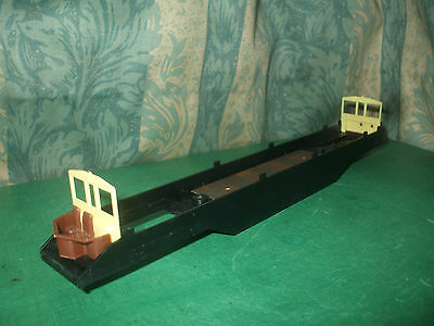 Lima Gwr Railcar Chassis Only