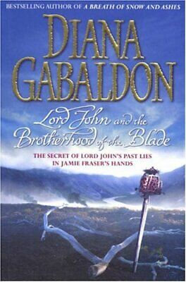 Lord John and the Brotherhood of the Blade by Gabaldon, Diana Paperback Book The