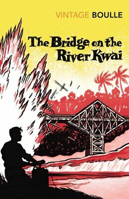 The Bridge on the River Kwai by Pierre Boulle Paperback Book The Cheap Fast Free