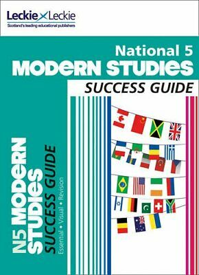 National 5 Modern Studies Success Guide (Success Guide) by Carson, Patrick Book