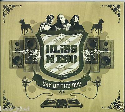 Bliss N Eso  day Of The Dog       Oz Cd Album Like New PicClick AU