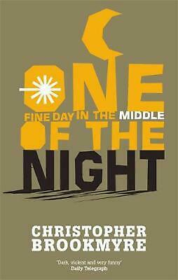 One Fine Day In The Middle Of The Night by Christopher Brookmyre (English) Paper