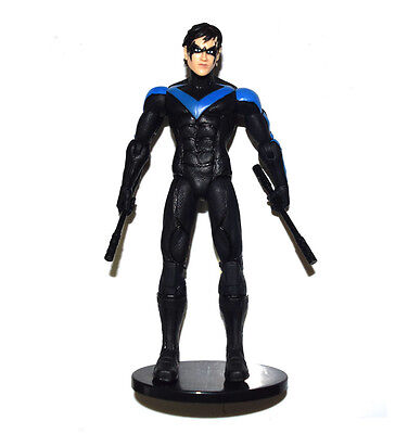 DC Collectibles Arkham City Series 4 Nightwing Loose Action Figure