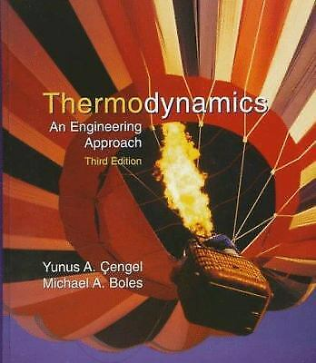 Thermodynamics an engineering approach by yunus a cengel pdf thermodynamics an engineering approach by michael a boles yunus a cengel fandeluxe Gallery