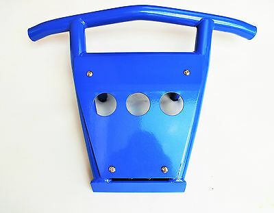2014  -  2017  Polaris Razor , RZR 1000 ,XP XP4 front bumper bar blue