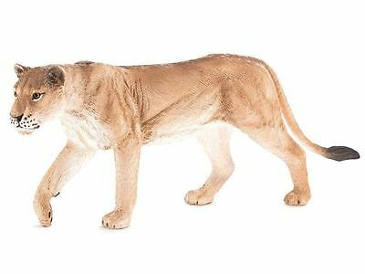 FREE SHIPPING | Mojo Fun 387175 Lioness Realistic Toy Lion - New in package
