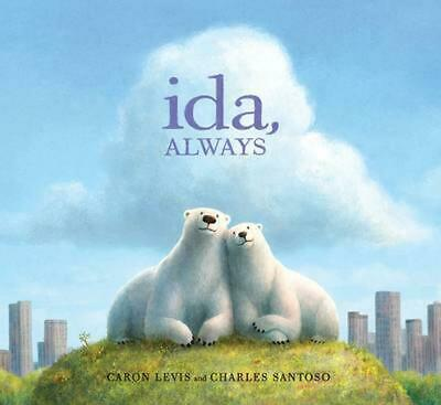 Ida, Always by Caron Levis Hardcover Book Free Shipping!