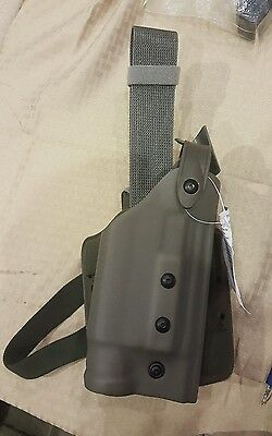 safariland right hand beretta holster with surefire