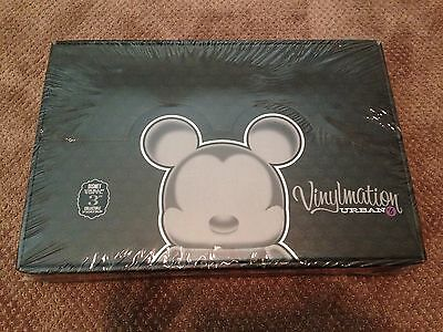 New Disney Vinylmation Urban Series 6 Case Of 24