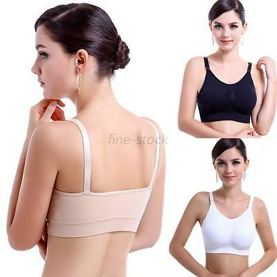 Full Coverage Women Nursing Maternity Pregnant Breastfeeding Bra Underwear